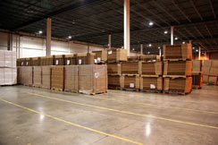cargo warehousing/storage
